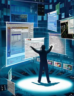 计算机在做些什么:建模、连接、交互利用